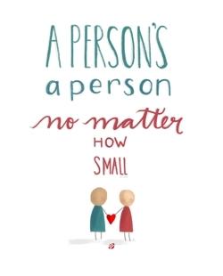 A Person's a Person LBG14-MDBN-03
