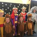 Year 1 and 2 Camels and Kings in Everybody Loves A Baby